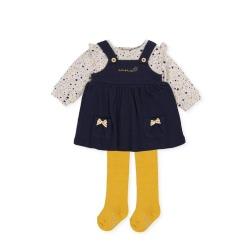 Vestido bebe niña tutto piccolo