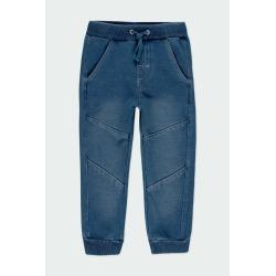 Pantalon felpa denim niño Boboli