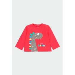 """Camiseta punto """"dinosaurio"""" de bebé Boboli"""