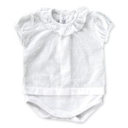 Body camisa plumeti m/c