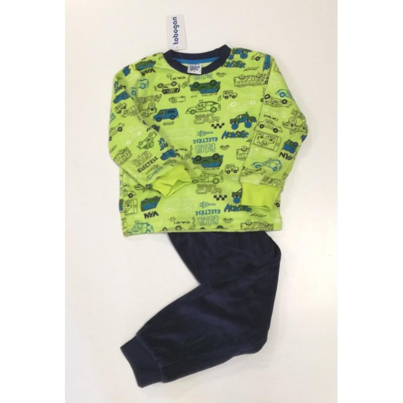 453805174 Pijama infantil niño tundosado - Moda Infantil Andy