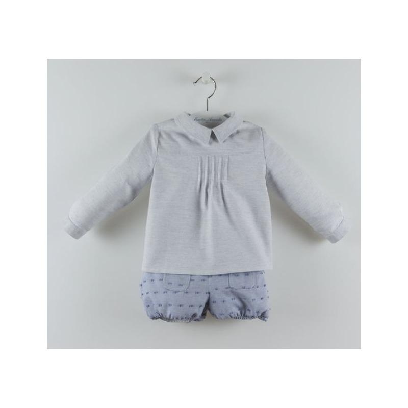 Conjunto bebe niño Martin Aranda - Moda Infantil Andy f31e92e4f14