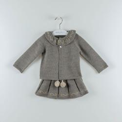 Conjunto chaqueta falda Martin Aranda dee674c8623