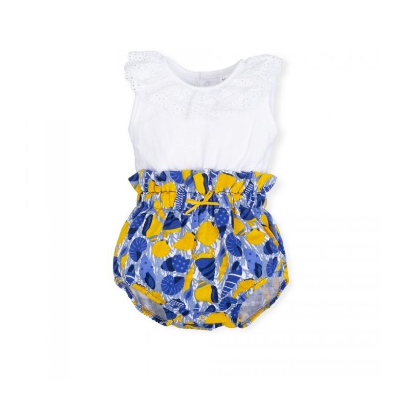 d5db1af53 Pelele bebe niña tutto piccolo - Moda Infantil Andy