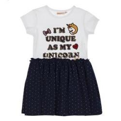 Vestido niña corazones ubs2