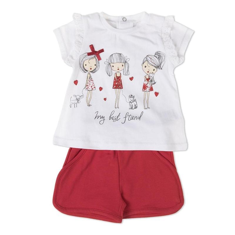 88e6c38e745cf Conjunto punto bebe niña - Moda Infantil Andy