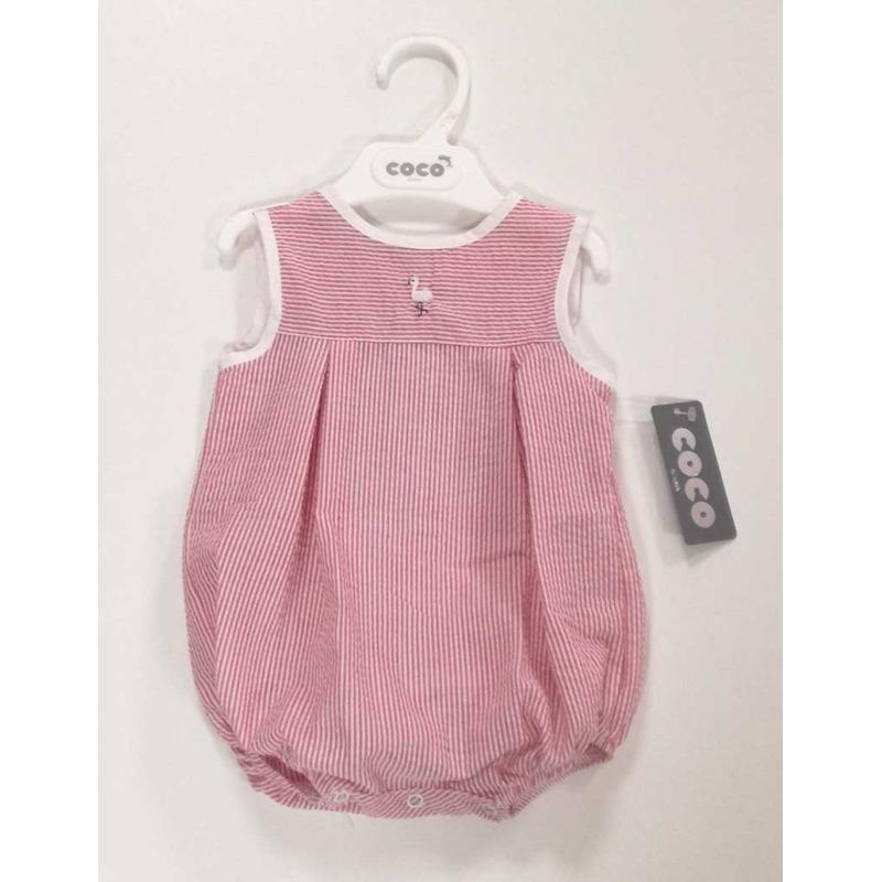 Pelele bebe niño rayas - Moda Infantil Andy 095cc70c99a3