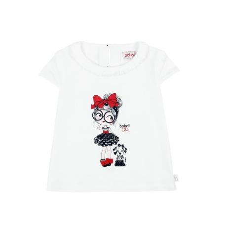 6b5da7399 Camiseta punto bebe niña - Moda Infantil Andy
