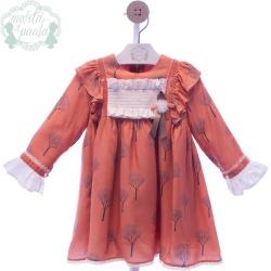 Vestido infantil Familia Golondrinas