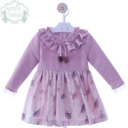 Vestido infantil Familia Ave del Paraiso