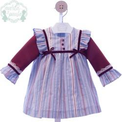 Vestido bebe Familia Ruiseñor
