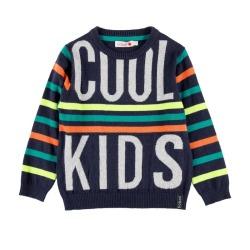 Jersey tricotosa de niño
