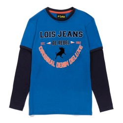 Camiseta niño lois junior