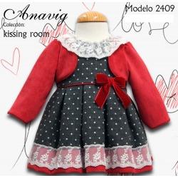 Vestido bebe Anavig