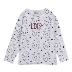 Camiseta lois niña mini