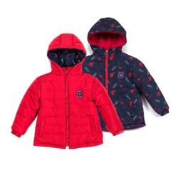Parka reversible lois niña mini