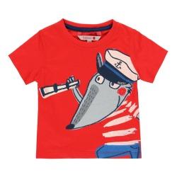 Camiseta punto bebe niño boboli