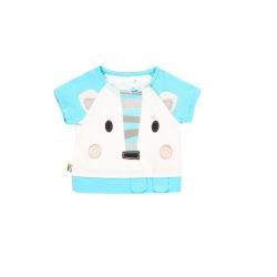 Camiseta punto bebé niño boboli
