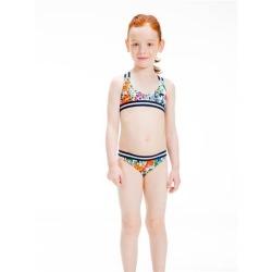 Bikini estampado niña ubs2