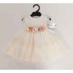 Vestido bebe niña ceremonia