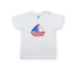 Camiseta familia velero Sardon
