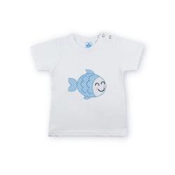 Camiseta familia pez Sardon