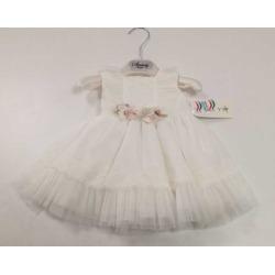 Vestido bebe ceremonia Anavig