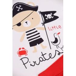 Conjunto bebe niño pirata