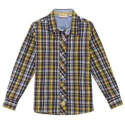 Camisa niño cuadros ubs2