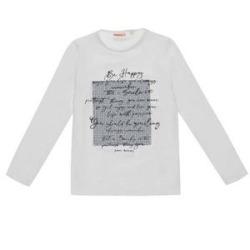 Camiseta niña lentejuelas ubs2