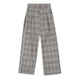 Pantalon niña cuadros ubs2