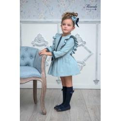Vestido infantil Miranda