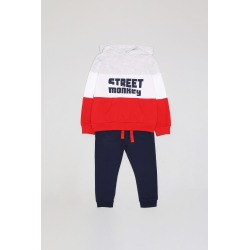 Chandal niño bolsillo street monkey