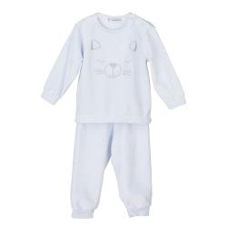 Pijama bebe gato Calamaro
