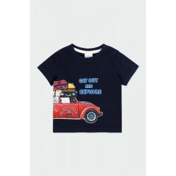 Camiseta punto summer bebé niño Bóboli