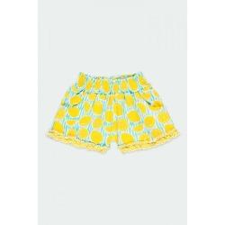 Short punto limones niña Bóboli