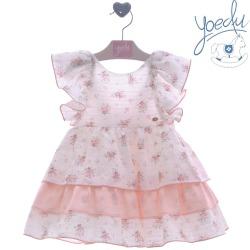 "Vestido infantil familia ""Mimosa"" Yoedu"