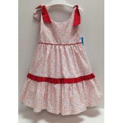 Vestido infantil Anacastel