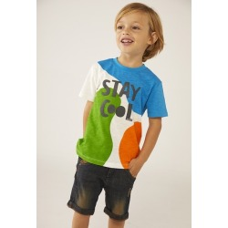 "Camiseta """"stay cool"" de bebé niño Boboli"