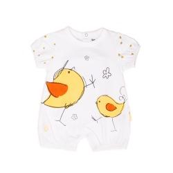 Pelele bebe mc pollitos Babybol