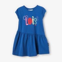 Vestido niña lois mini