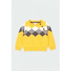 Jersey tricotosa de niño Boboli